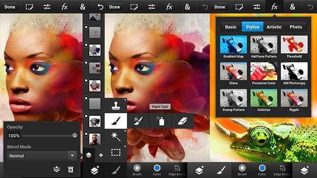 приложение фотошоп для андроид - фото 4
