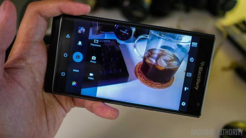 Обзор BlackBerry Priv 13