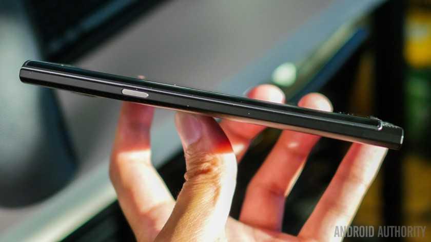 Обзор BlackBerry Priv 2