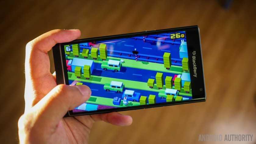 Обзор BlackBerry Priv 6
