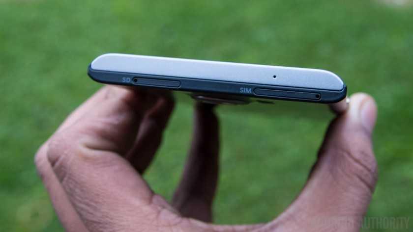 Обзор BlackBerry Priv 9