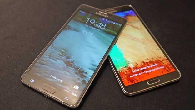 Обзор Samsung Galaxy Note 4 - большой, мощный, практичный.