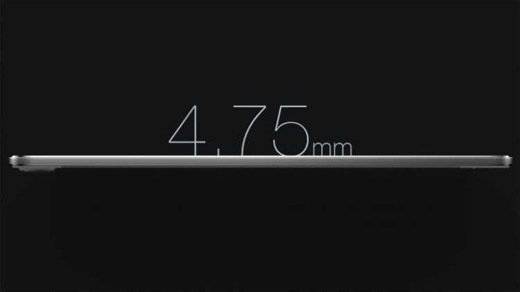 Самый тонкий смартфон в мире Vivo X5Max