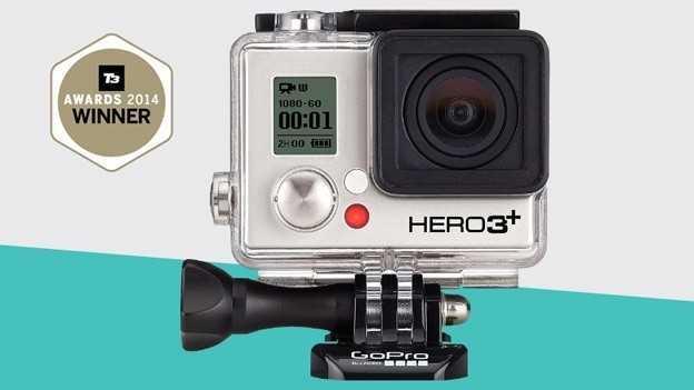 GoPro создаёт своих собственных дронов