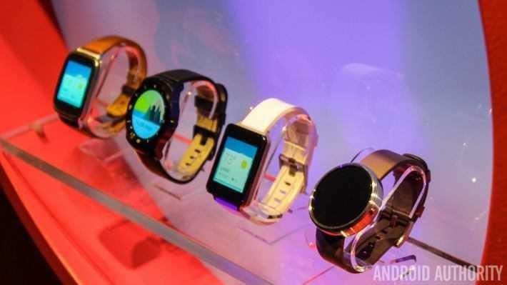 Лучшие андроид часы 2014