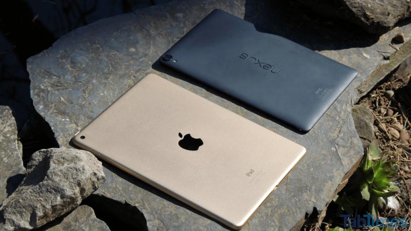Что лучше? Apple iPad Air 2 или Google Nexus 9