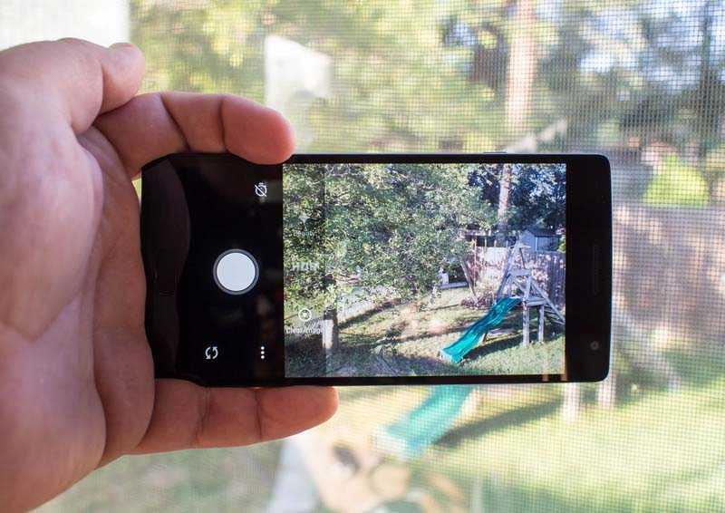 Камера OnePlus 2: советы и трюки