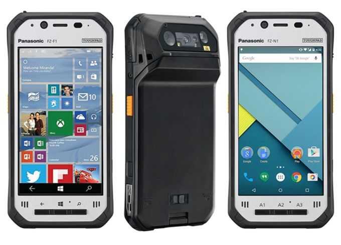 Защищенный смартфон от Panasonic