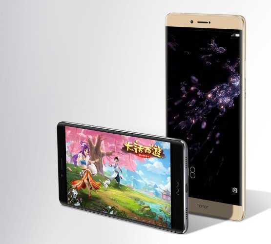 Huawei представила Honor Note 8