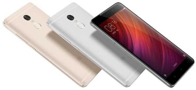 Компания Xiaomi представляет Redmi Note 4