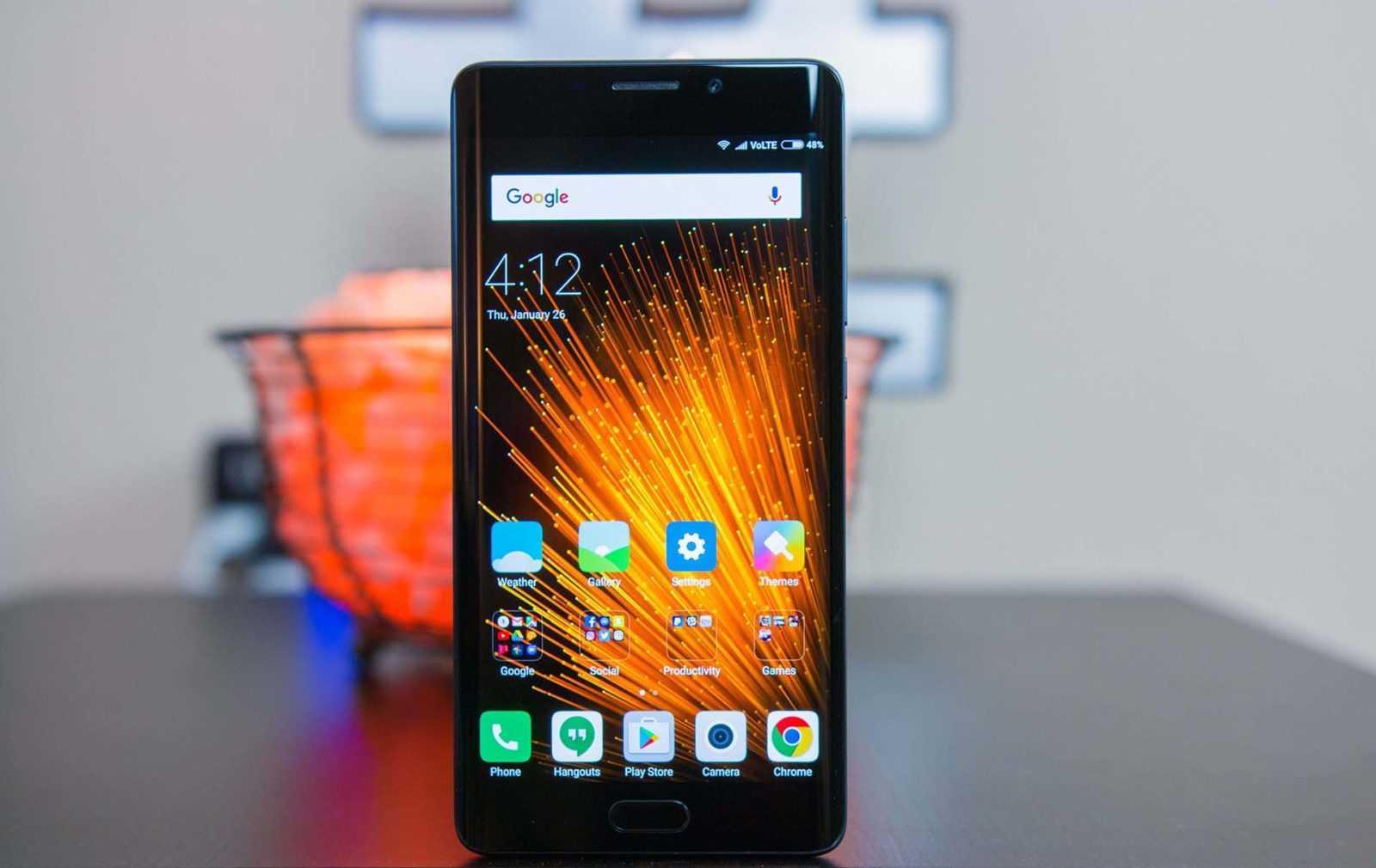 Xiaomi Mi Note 2: Особенности, плюсы и минусы